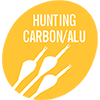 Carbon/Alu Arrows Hunting